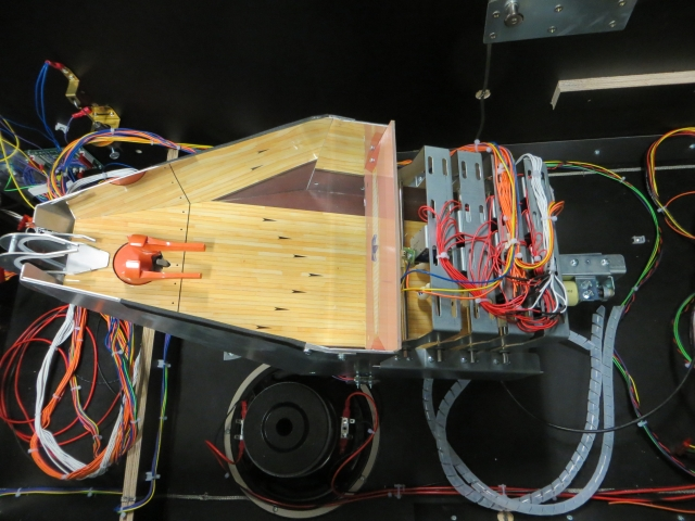 the bowling mechanism